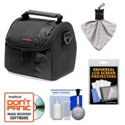 Essentials Bundle for Lytro Digital Cameras with Precision Design Case + Cleaning & Accessory Kit