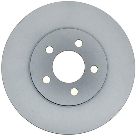 Raybestos Brakes 680110P Brake Rotor Specialty - Police OE Replacement; Quiet On Arrival Technology; Single - image 2 de 2