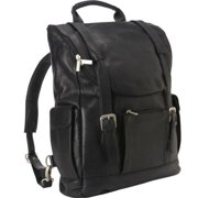 LeDonne Leather Classic Laptop Backpack