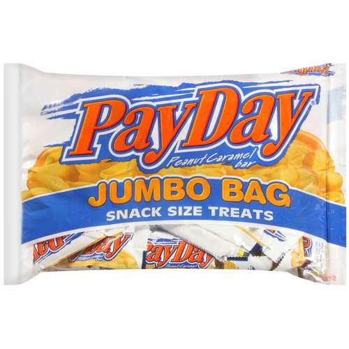 Payday Peanut Caramel Candy Bar, 1.3 lb