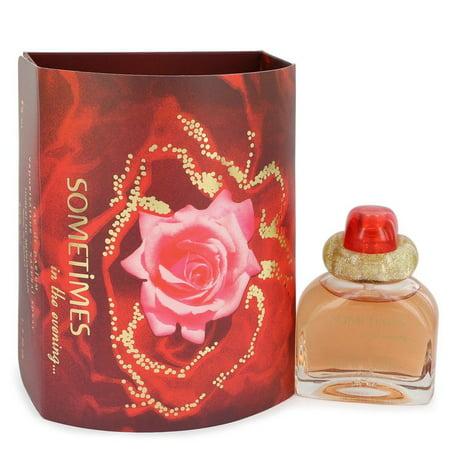 Sometimes in the evening par Hubert De Montandon Eau De Parfum Spray 1.7 oz (Femmes) - image 1 de 1