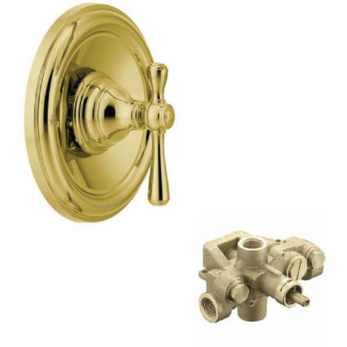 Moen Ksvki-m-t3111orb Kingsley Shower Valve Kit, Available in Various Colors