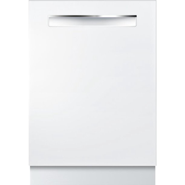 SHPM65W52N 24 500 Series Pocket Handle Dishwasher With 16