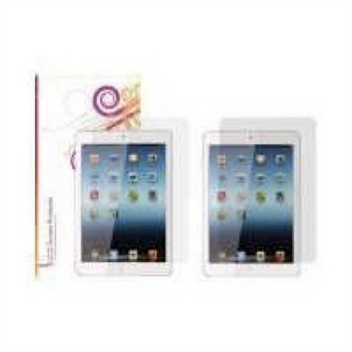 """rooCASE RC-IPDMINI-SCPR-AGHD Screen Protector - For 7.85"""" iPad® Mini, 4-Pack (2x Anti-Glare Matte and 2x HD Cl"""