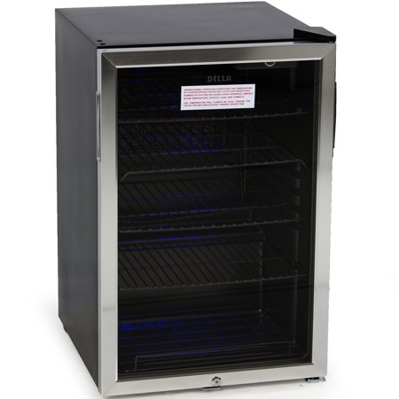 Della Beverage Center Cool Built In Cooler Mini