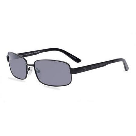 PRX Mens Prescription Sunglasses, Schooner Mat. (Big W Prescription Sunglasses)