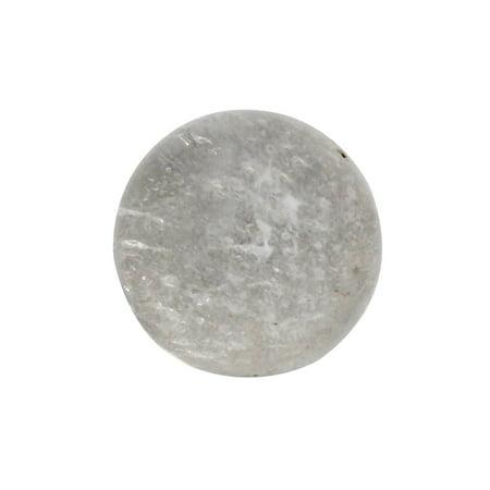 Quartz Sphere Reiki Stone Chakra Negative Energy Balance (Dragon Stone Sphere)