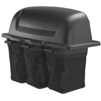 46-48 in. 3-Bin Collapsible Bagger Grass Catcher