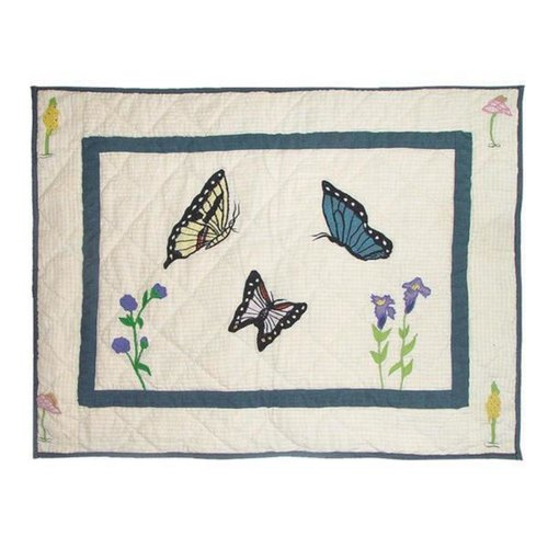 Patch Magic Butterfly Kisses Pillow Sham