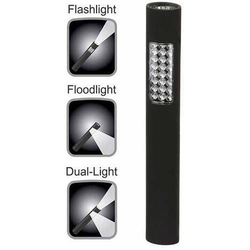 Nightstick NSP-1124 Night Stick Slim-line Flashlight, Soft Touch