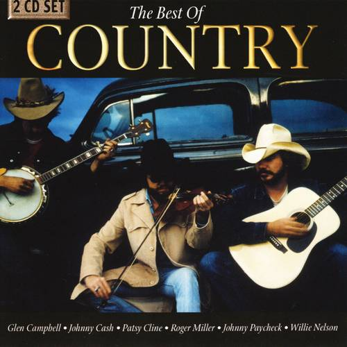 The Best Of Country (2CD)