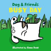 Dog and Friends Busy Day (Board Book)
