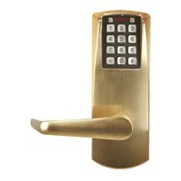 KABA E-PLEX E2031LL-606-41 Electronic Locks,2000,3-5/16inW,100Users