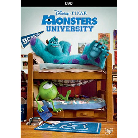 Monsters University (DVD) (Peter And The Wolf Disney Cartoon Full)