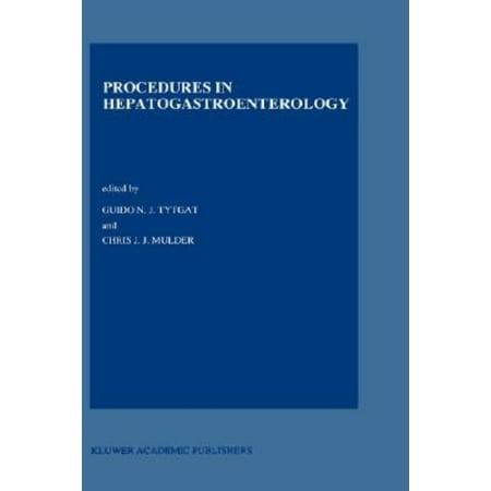 Procedures in Hepatogastroenterology