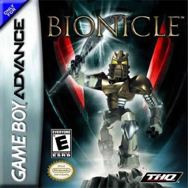 Bionicle GBA