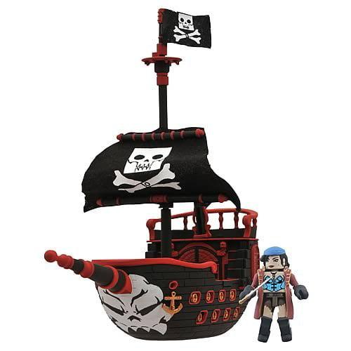 Minimates Calico Jacks Pirate Raiders The Vendetta with Anne Bonny - image 1 de 1