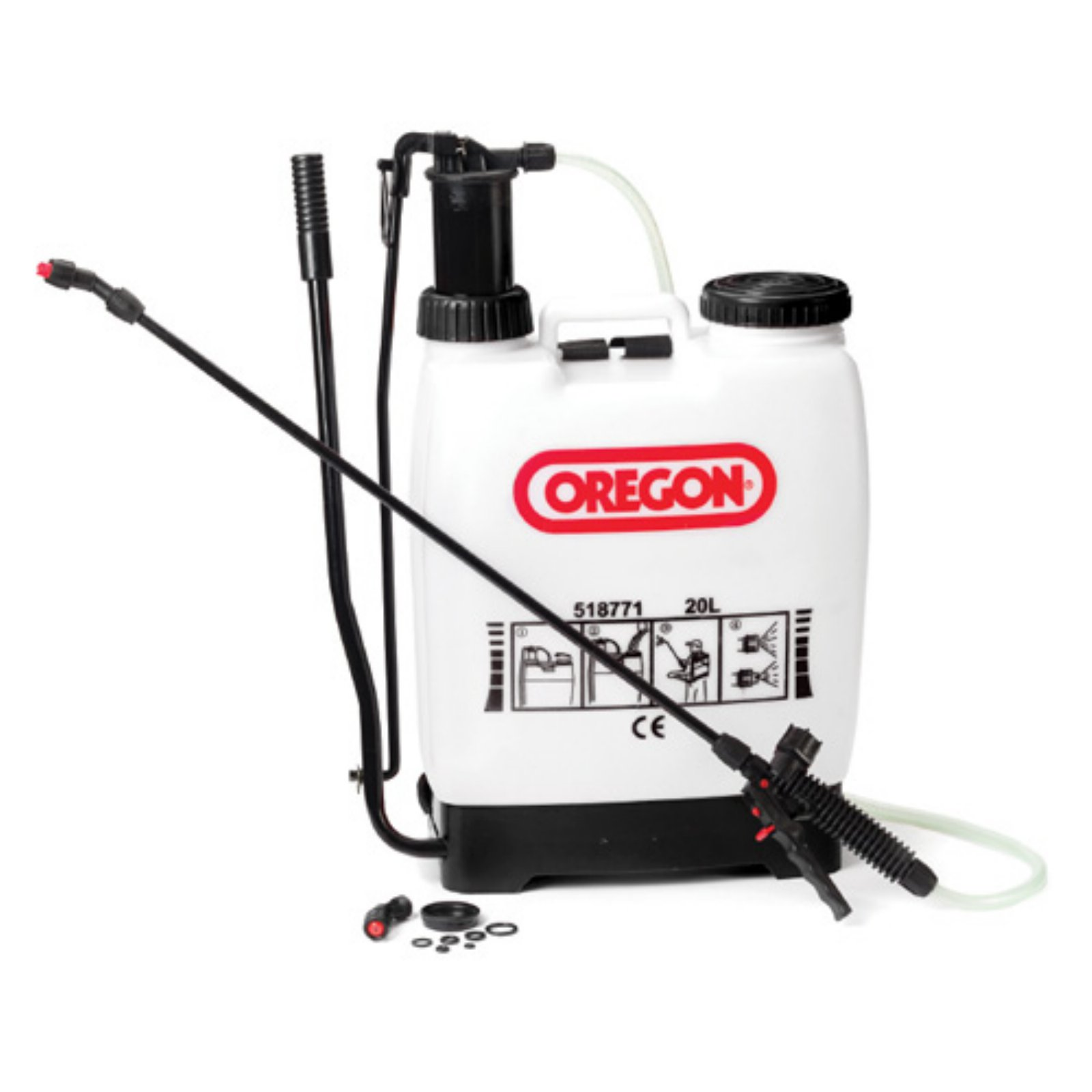 Oregon 5 Gallon Back Pack Sprayer by Oregon