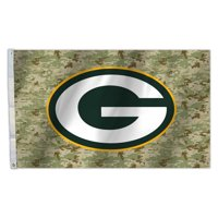 NFL Green Bay Packers Camo 3X5 Flag