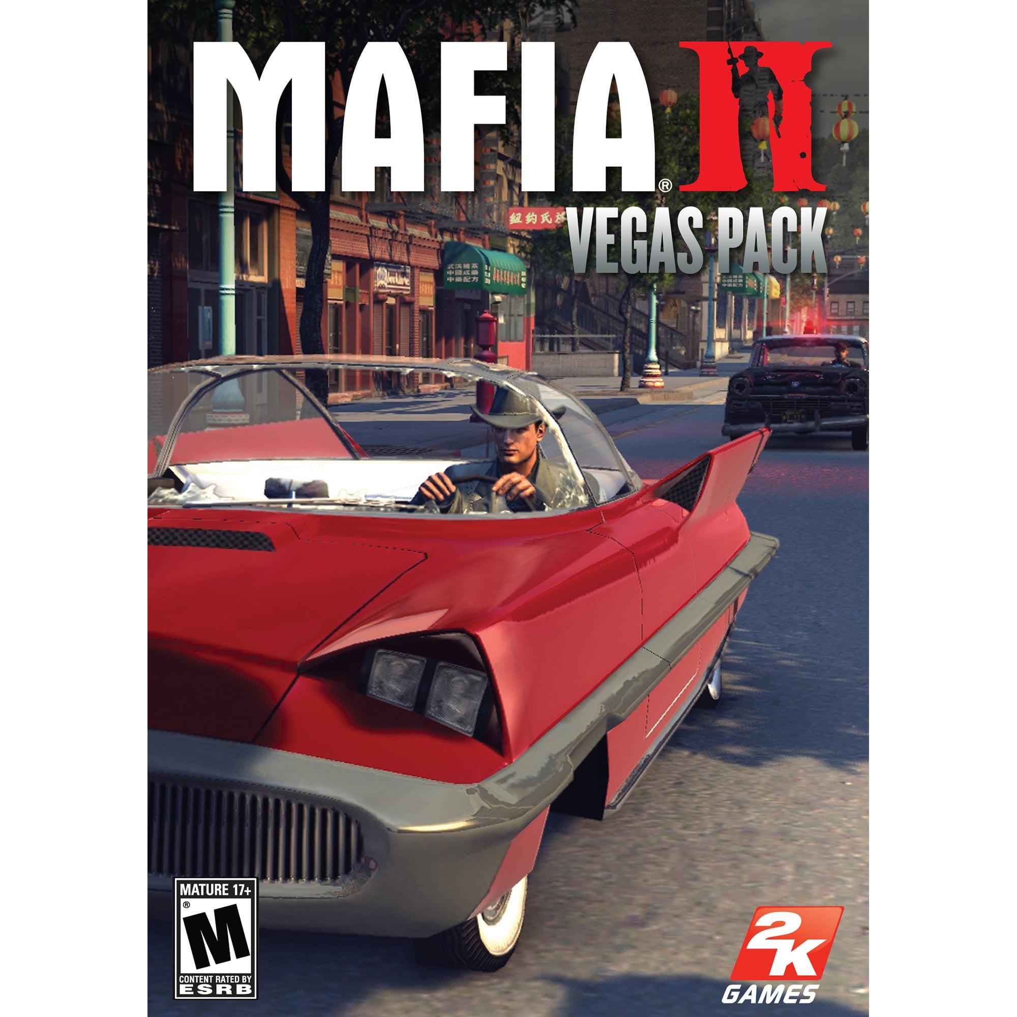 Mafia II DLC: Vegas Pack (PC)(Digital Download)