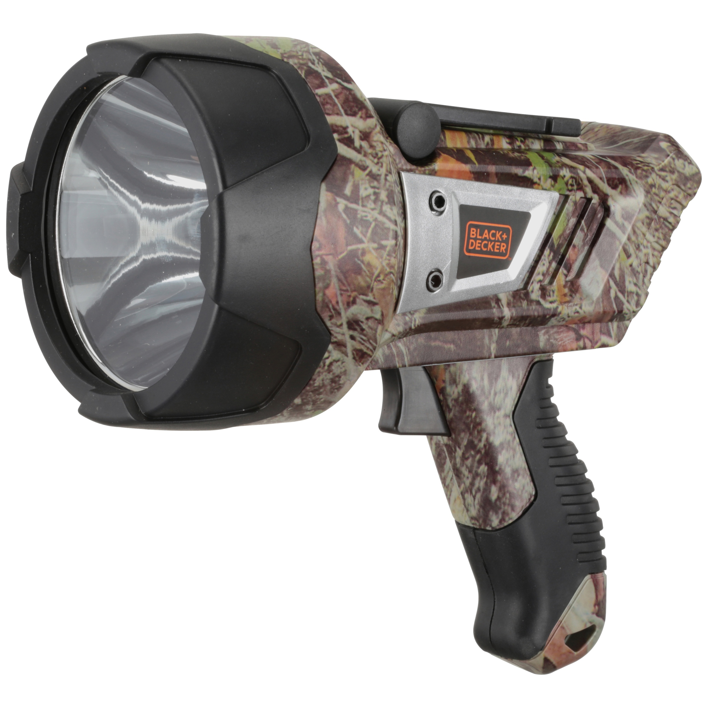 Black + Decker 5 Watt LED + USB Li-Ion Rechargeable Spotlight Peg by Baccus Global LLC
