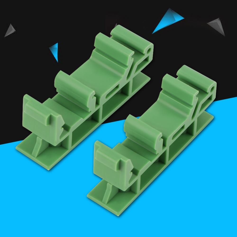 Pcb din c45 adapter rail riser bracket bb