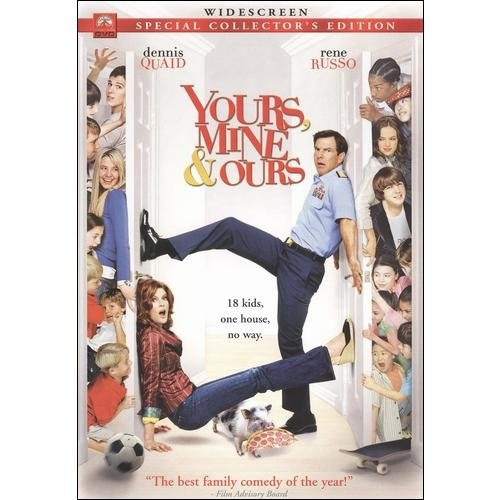Yours, Mine & Ours (Widescreen)