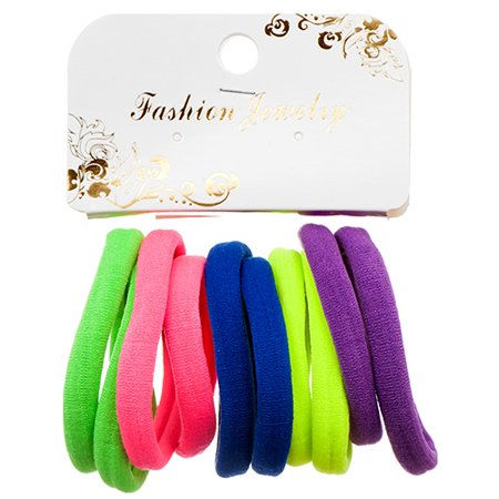 New 377424  Hair Band Md Asst Color (12-Pack) Hair Accessories Cheap Wholesale Discount Bulk Accessories. Hair Accessories Halloween (Wholesale Scrunchies)