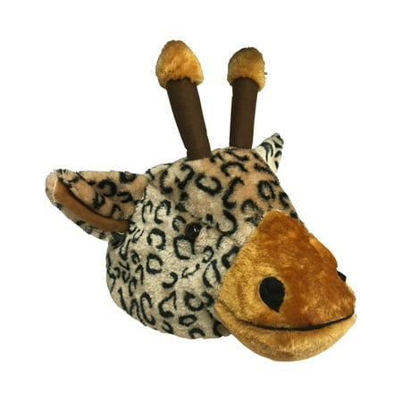 Adults Plush African Safari Giraffe Zoo Animal Hat Costume Accessory (Safari Party Costume Ideas)