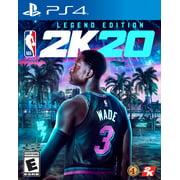 Refurbished NBA 2K20 Legend Edition Playstation 4 by 2K GAMES 57531