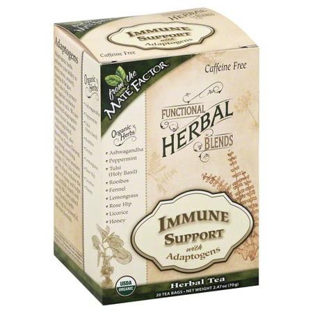Mate Factor Mate Factor Functional Herbal Blends Herbal Tea, 20 ea Beautymate Herb Tea