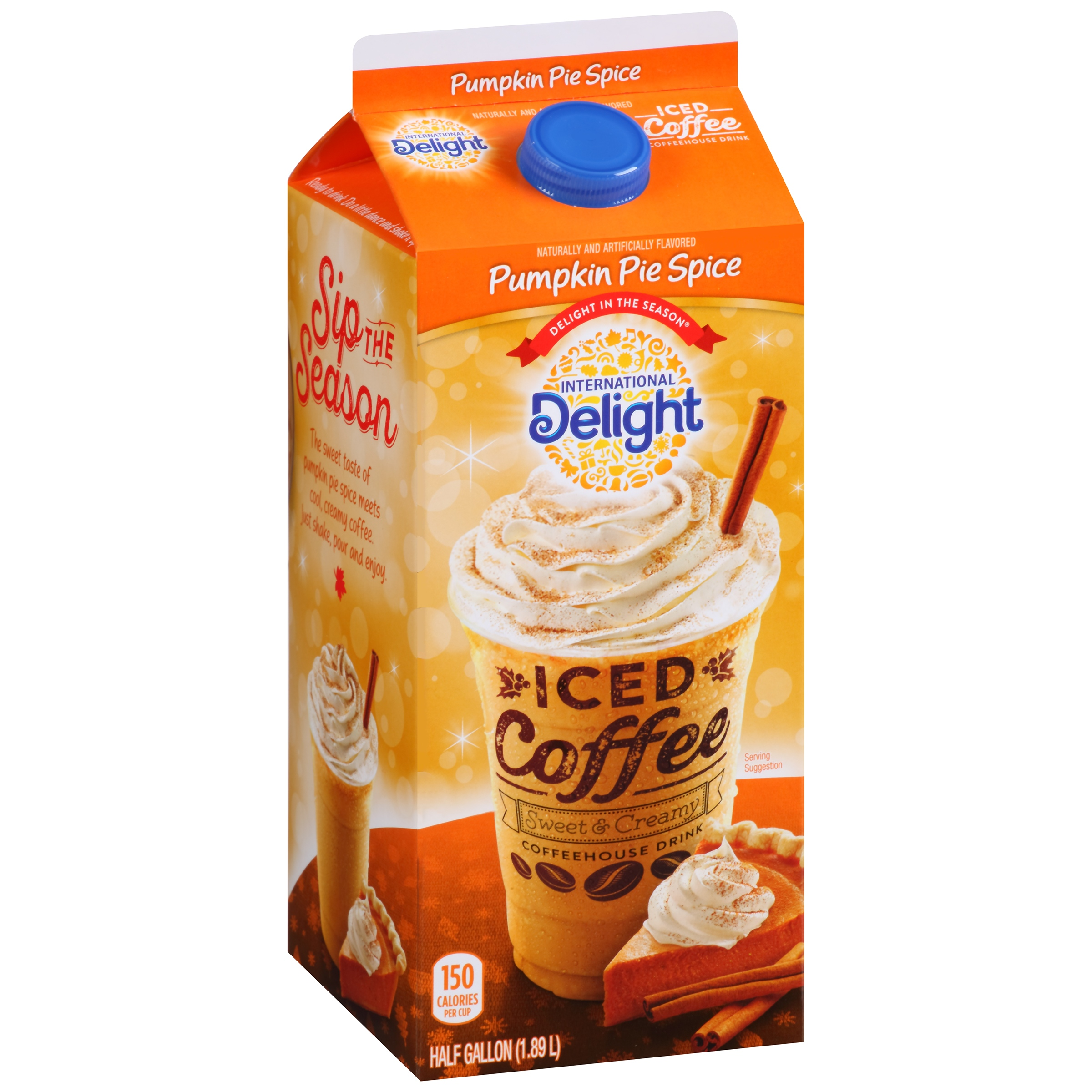 International Delight Original Iced Coffee Nutrition Facts