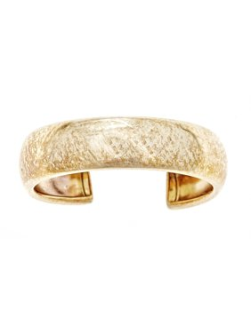 10kt Solid Yellow Gold High-Polished Adjustable Toe Ring