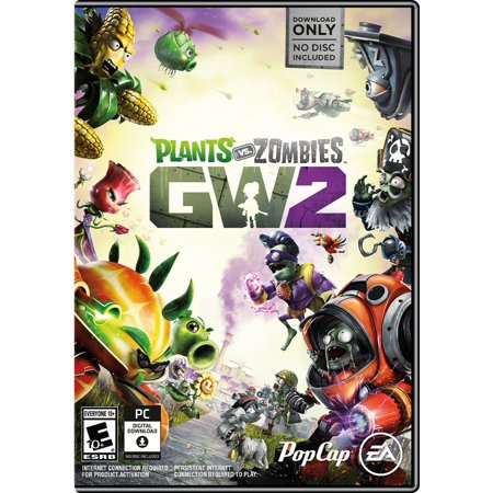 Plants VS Zombies Garden Warfare 2, Electronic Arts, PC,