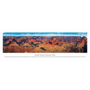 Grand Canyon National Park - Blakeway Panoramas Print