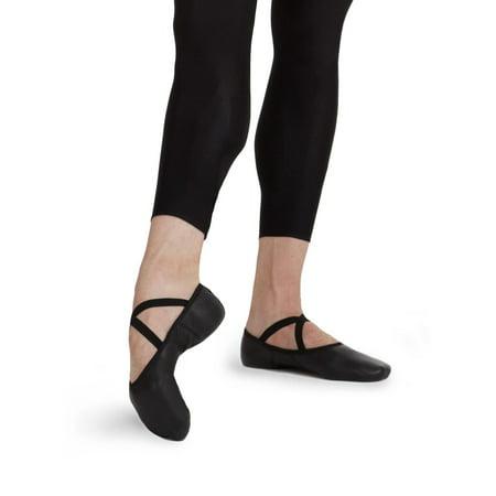 Men's Leather Romeo Ballet Shoe](Ballet Heels For Men)