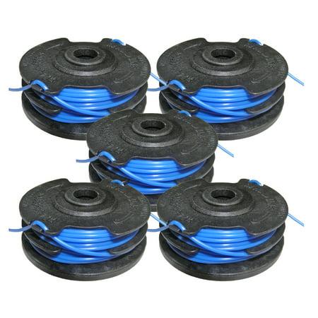 Homelite UT-41120 Toro 51480 (5 Pack) 88512, AC41RDLA Spool # 31104178G-5PK - image 1 de 1
