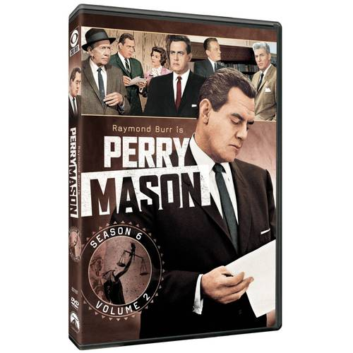 Perry Mason: The Sixth Season - Volume Two (Full Frame)