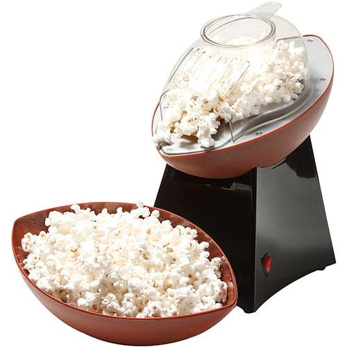 Just Pop It Sports Popcorn Popper, Football