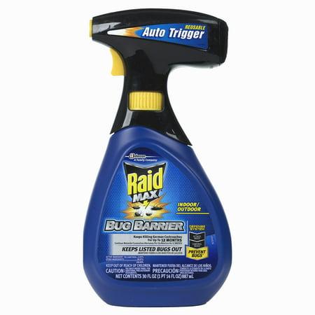 Raid Max Bug Barrier, 30 fl oz