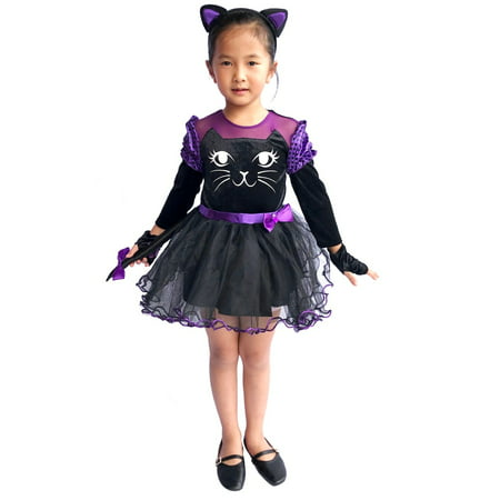 So Sydney Deluxe Girls Costume & Accessories, Kid Toddler Halloween Dress-Up