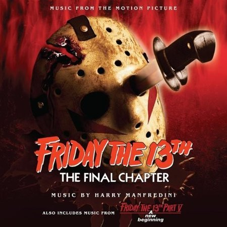 Friday the 13th Parts 4 & 5 / O.S.T.