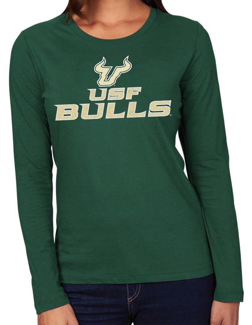 "South Florida Bulls NCAA Majestic ""Momentous"" Women's Long Sleeve T-Shirt by Majestic"