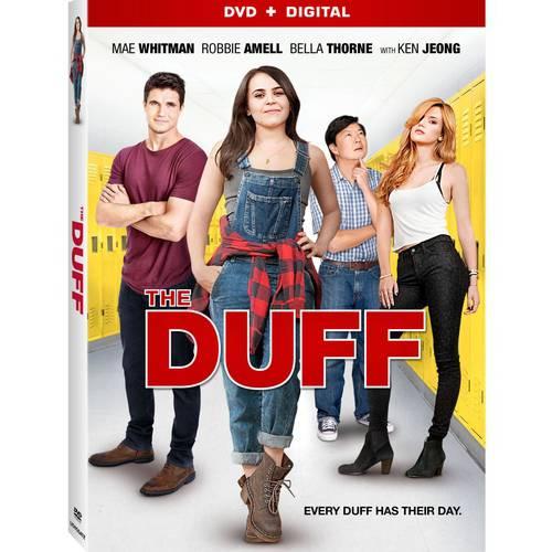 The Duff (DVD + Digital Copy) (With INSTAWATCH)