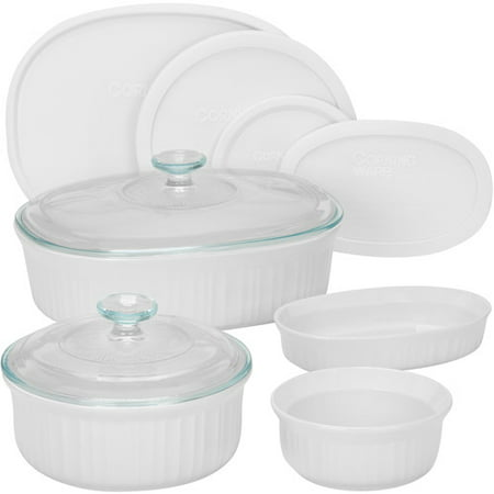corningware 10 piece set