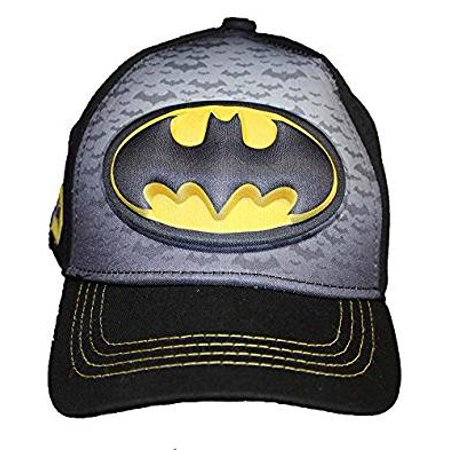 Baseball Cap - DC Comics - Batman Logo 3D Pop-up Kids Hat