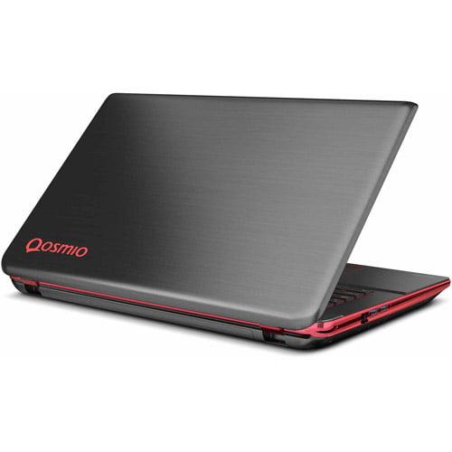 "Toshiba Black Widow 17.3"" Qosimo X75-A7170 Laptop PC with Intel Core i7-4700MQ Processor, 16GB Memory, 1TB Hard Drive and Windows 8.1"