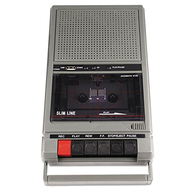 Amplivox APLSL1039 8 Station Cassette Recorder Listening Center by AmpliVox