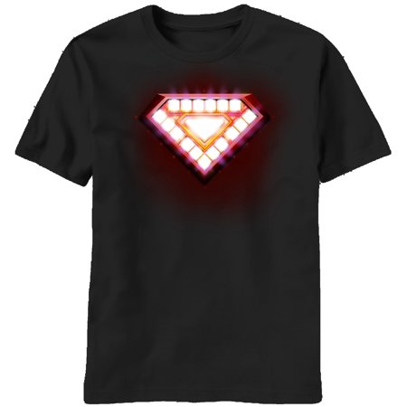 Iron Man Classic Core Arc Reactor Adult T-Shirt - Male Adult Store