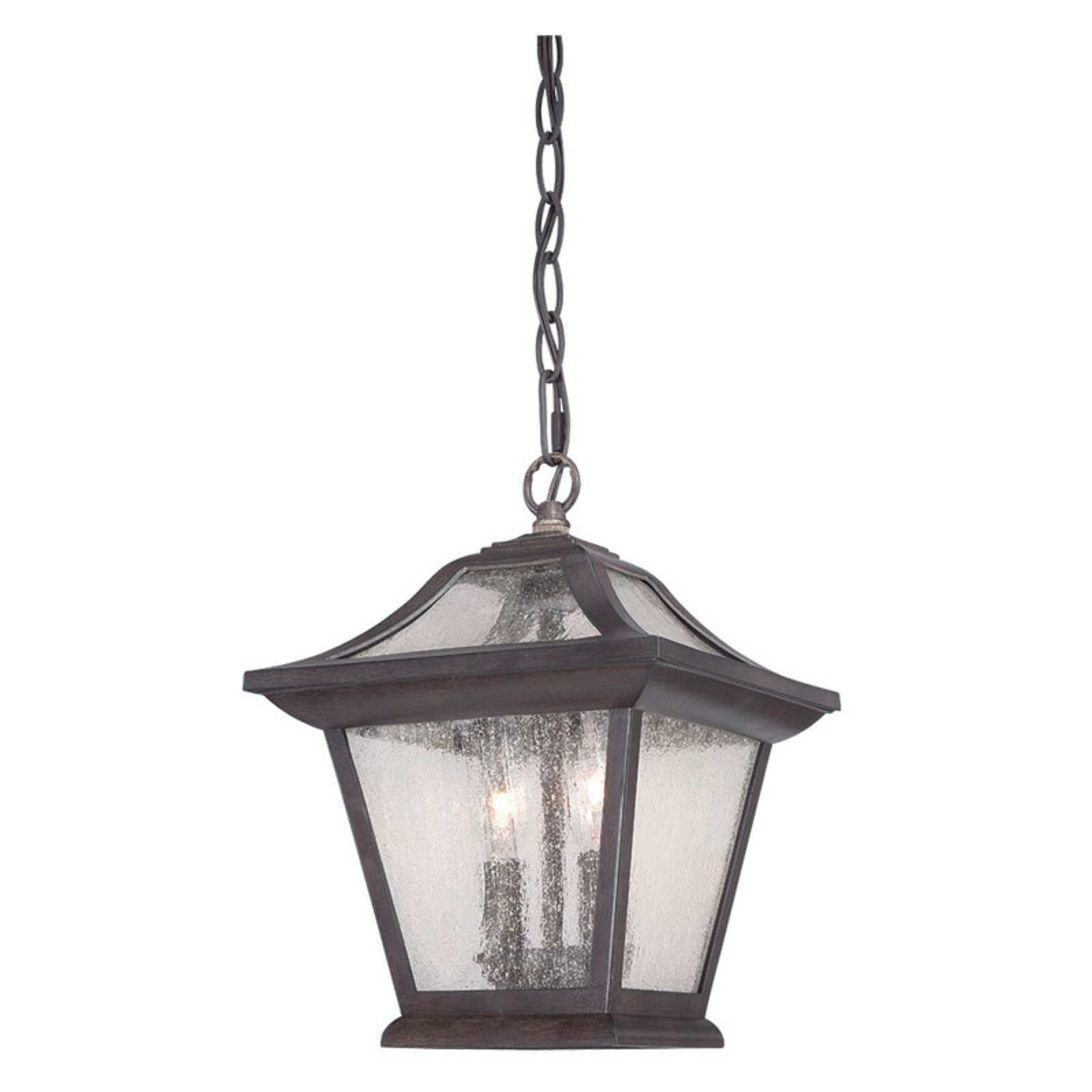 Image of Acclaim Lighting Aiken Outdoor Hanging Lantern Light Fixture